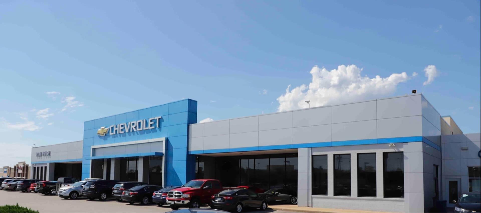 Lou Fusz Chevrolet Dealership