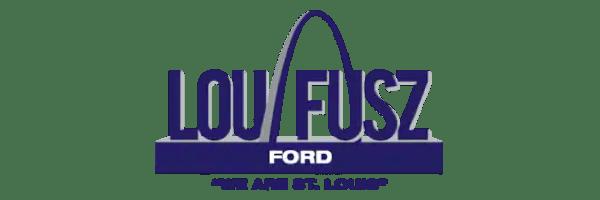 Lou Fusz Ford dealership logo