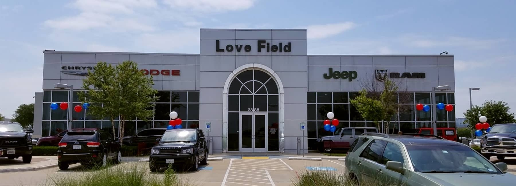 Love Field Dealership
