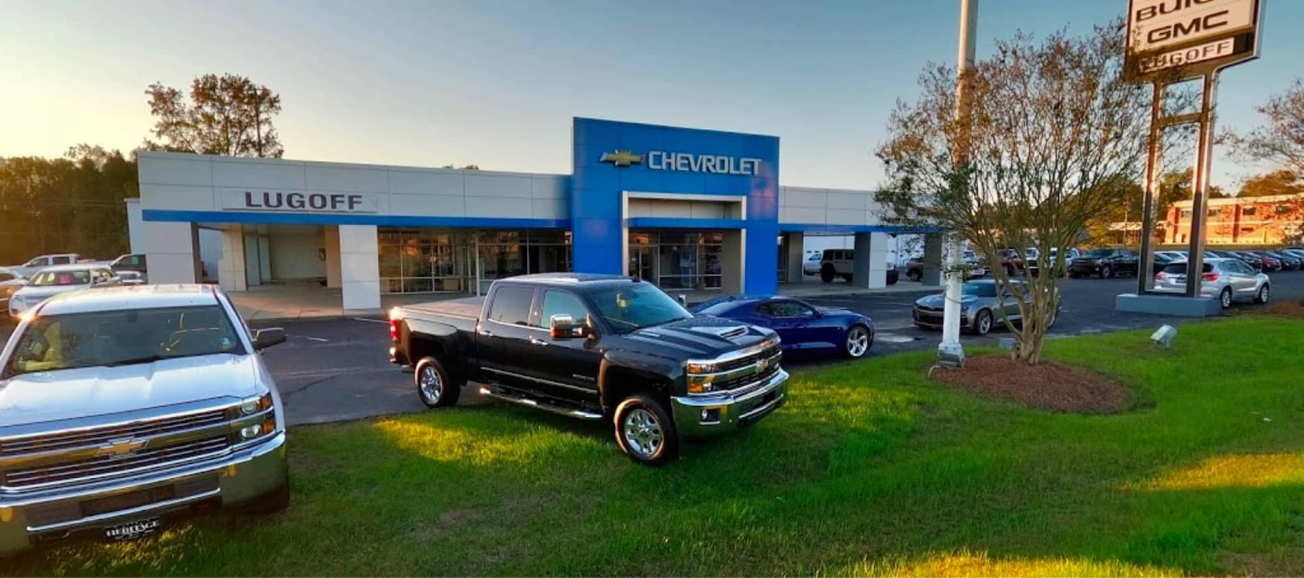 Lugoff Chevy Buick GMC dealership