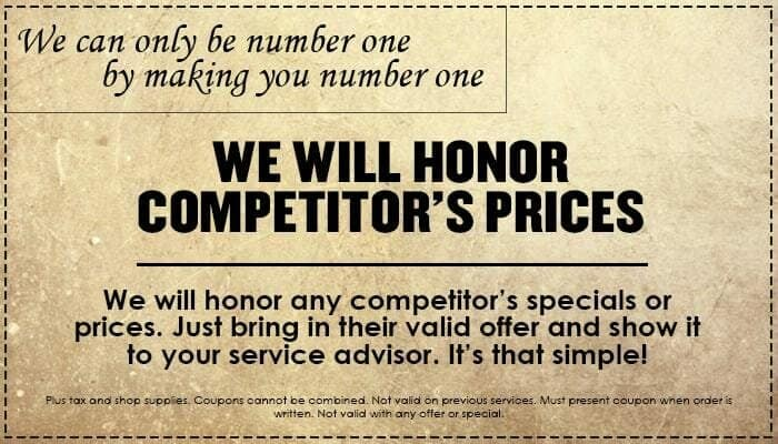 Honor Competitor Prices