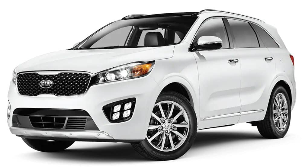 kia vehicle