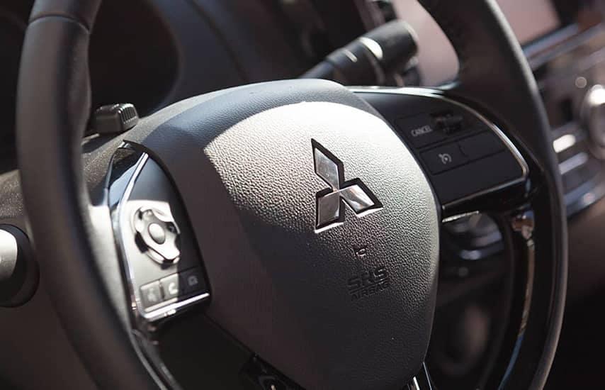 2020 Mitsubishi Steering Wheel