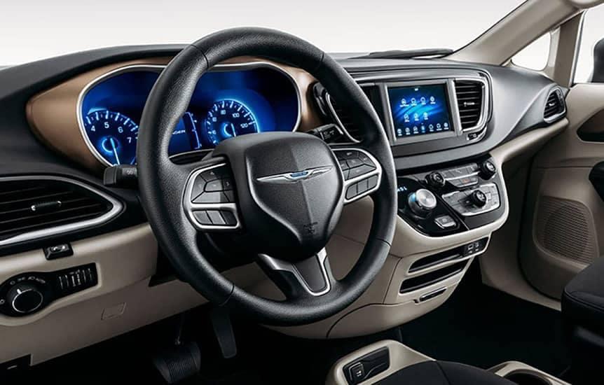 2020-chrysler-voyager-interior
