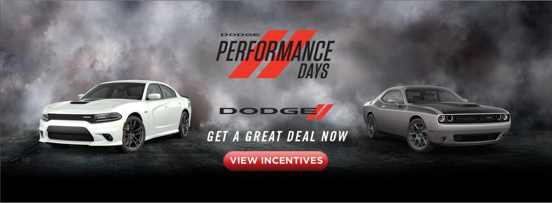 Dodge OEM Banner