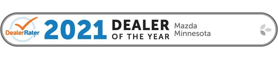 DealerRaterAwardMazda