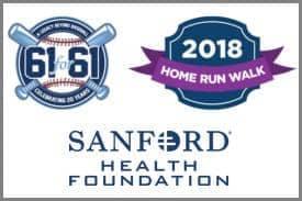 61 for 61 Roger Maris Home Run Walk