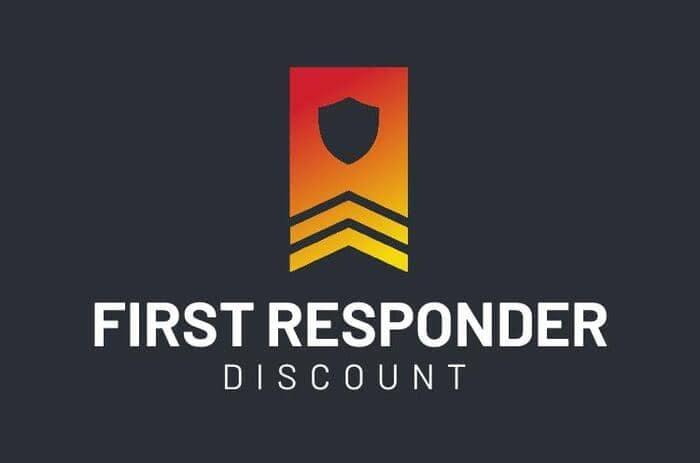 First Responder Discount