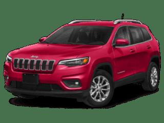 2019 Jeep Cherokee Trailhawk®