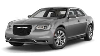 A silver 2019 Chrysler 300