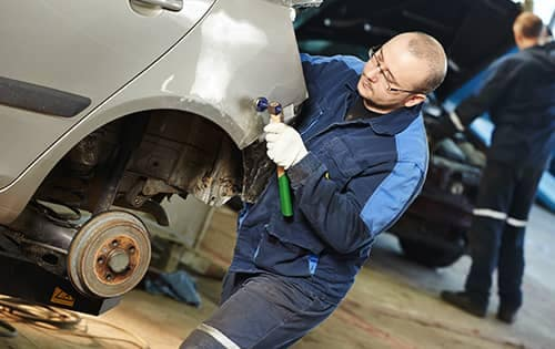 Auto Body Shop And Car Repair Manchester Lynch Toyota