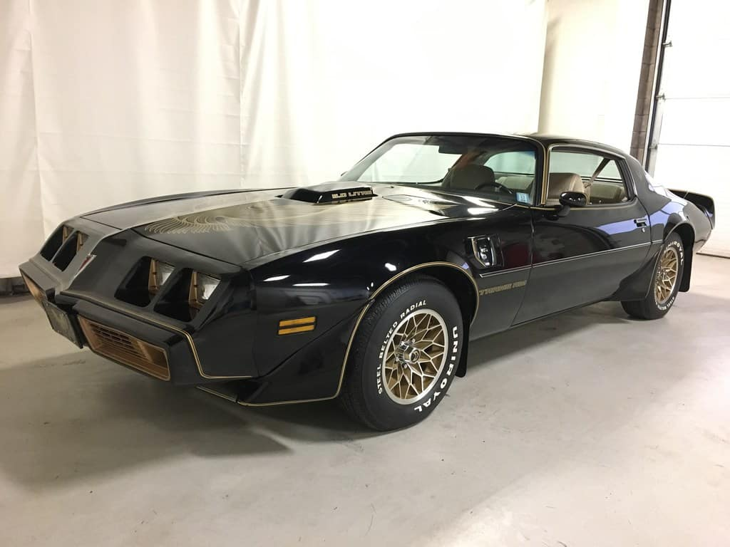 1981 PONTIAC TRANS-AM Model Image