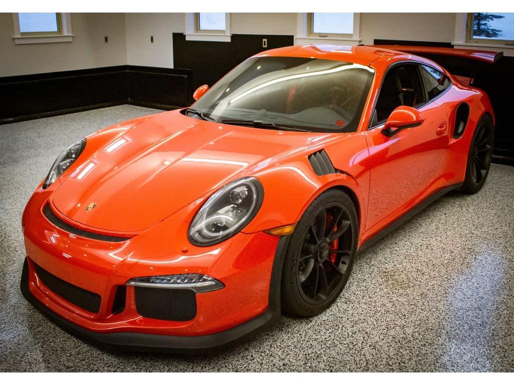 2016 PORSCHE 911 GT3 RS Model Image