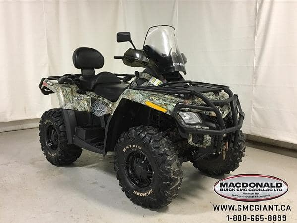 macdonald powersports image - ATV