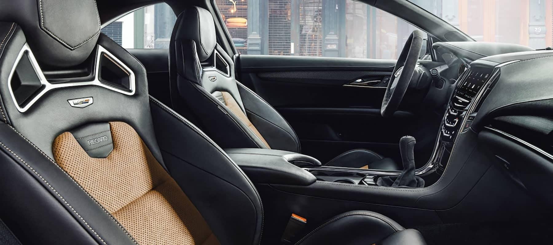 Cadillac Banner image -  Cadillac-ATS-V-Coupe-Interior.