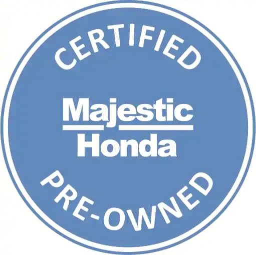 Majestic Honda Certified Pre-Owned Logo