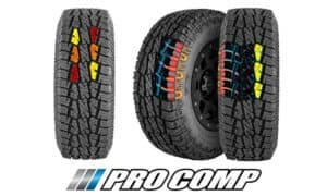Pro CompAT Sport Tires