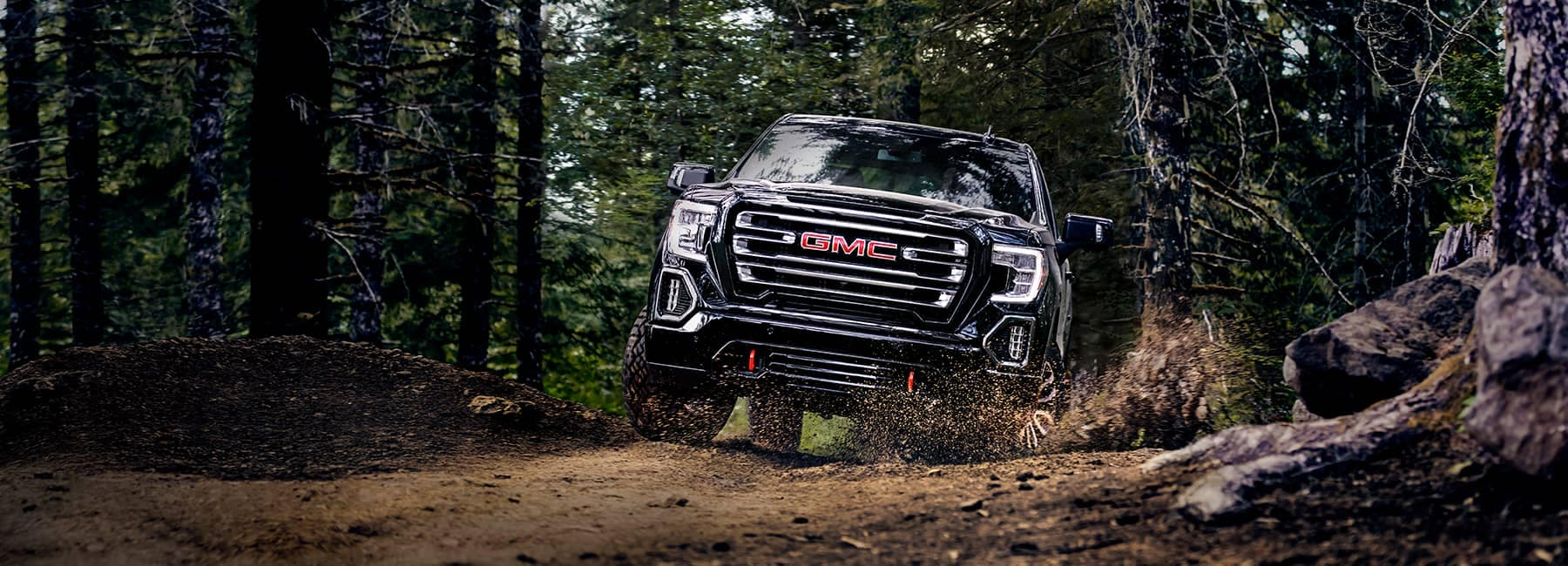 2020 GMC Sierra 1500 in the Woods