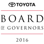 Toyota Award - Board of Governors