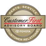 Customer First Advisory Award