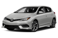 Toyota Corolla iM Warranty & Maintenance Guide Cover