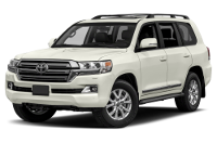 2019 Toyota Land Cruiser Model