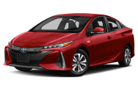Toyota Prius Prime Warranty & Maintenance Guide Cover