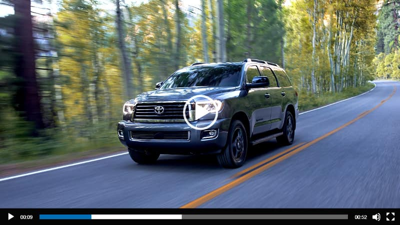 Toyota Sequoia Videos