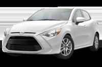 Toyota Yaris iA Warranty & Maintenance Guide Cover