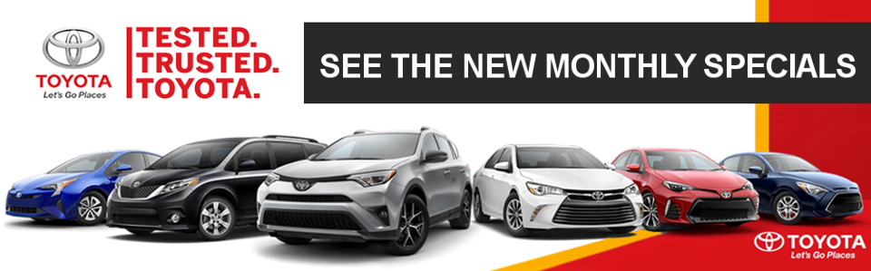 new toyota specials in minneapolis