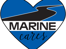 Marine cares logo