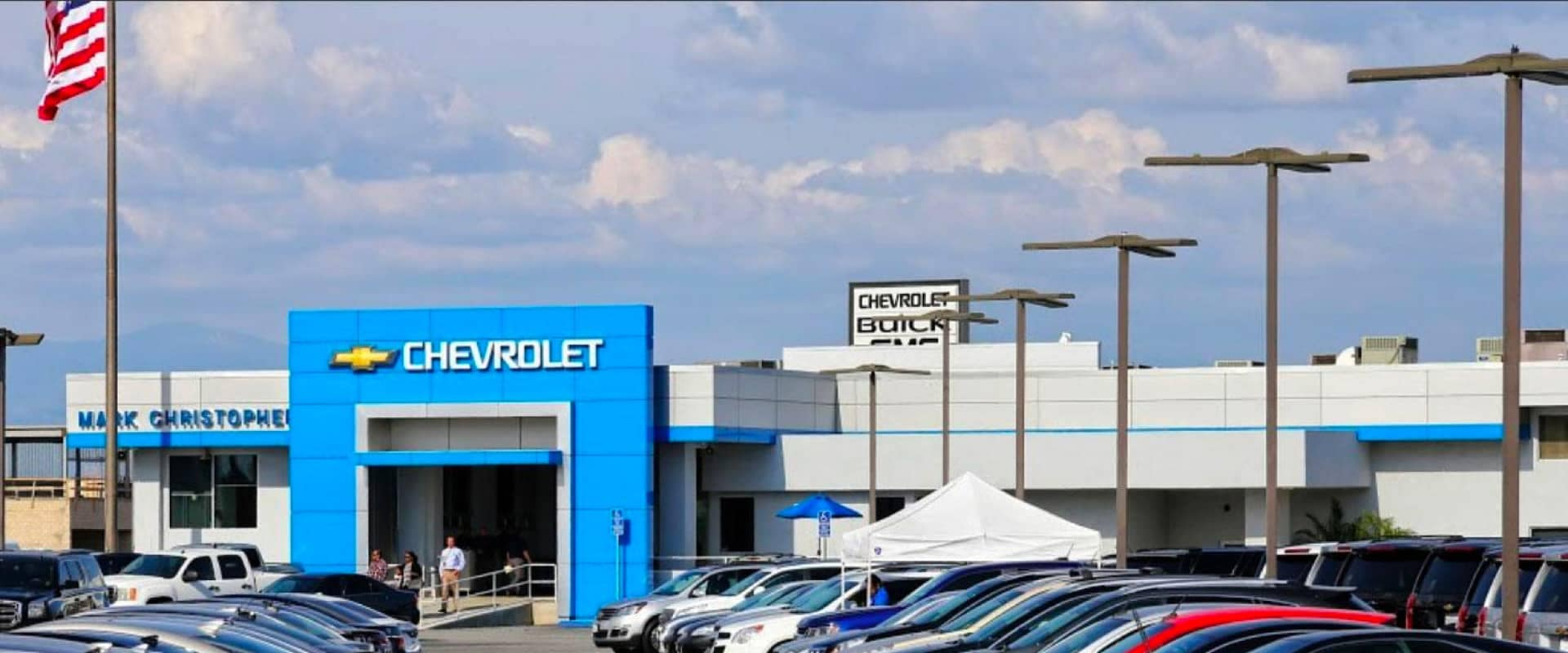 Mark Christopher Auto Center dealership