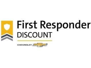 Chevrolet First Responder Program