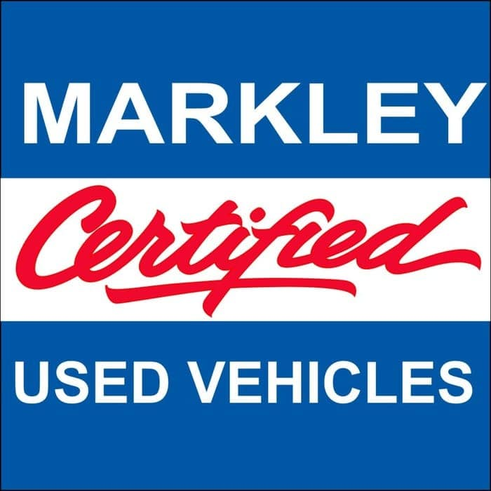 Markley Certified