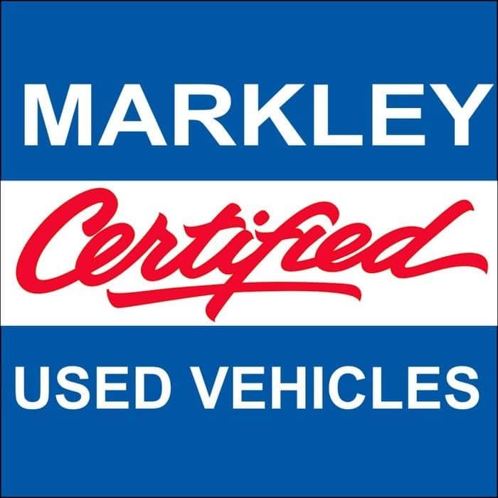 Markley Certified