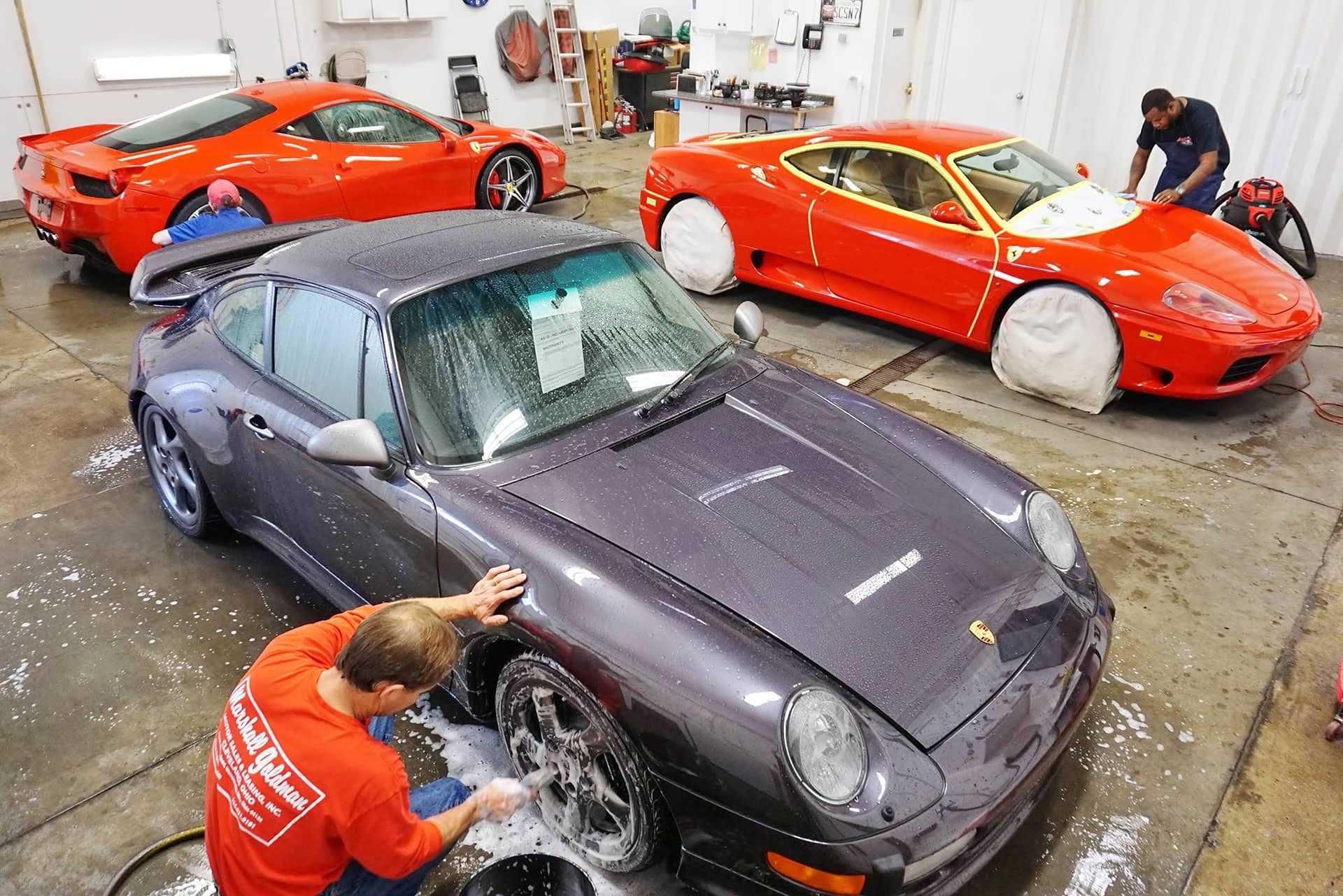 Detailing Services Image