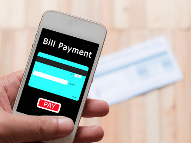 cell phone bill payment