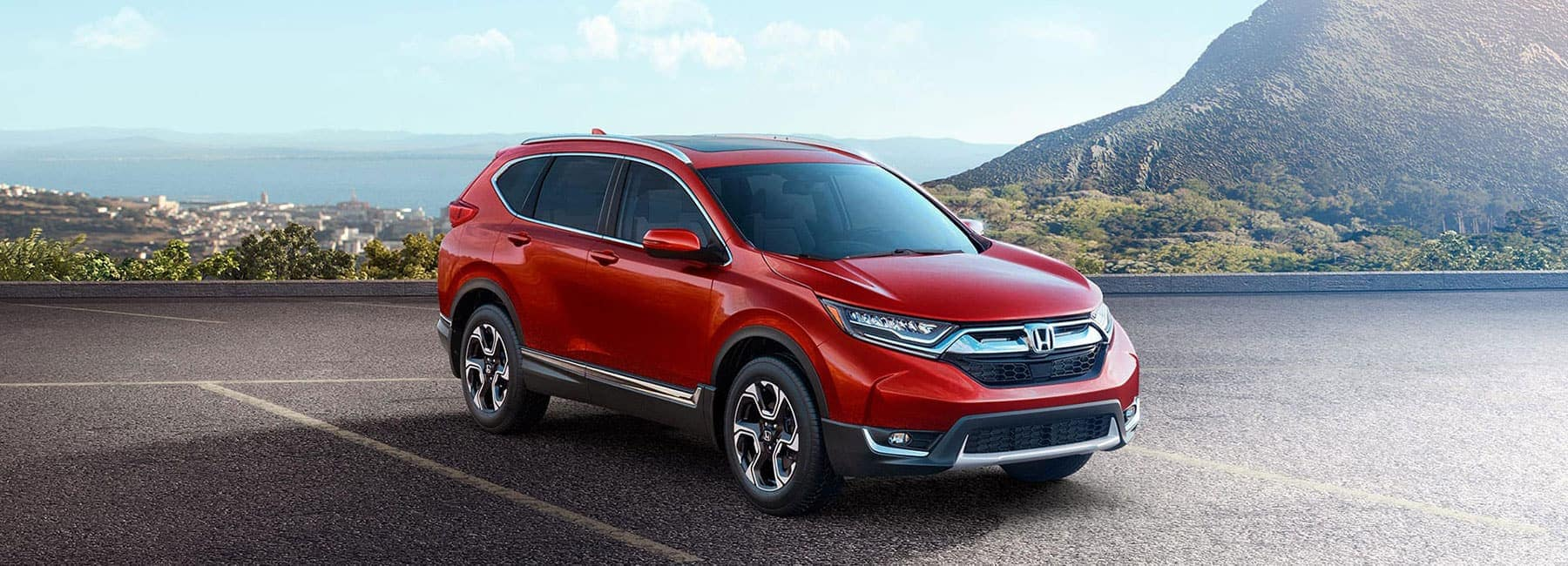 2019 honda cr-v lease