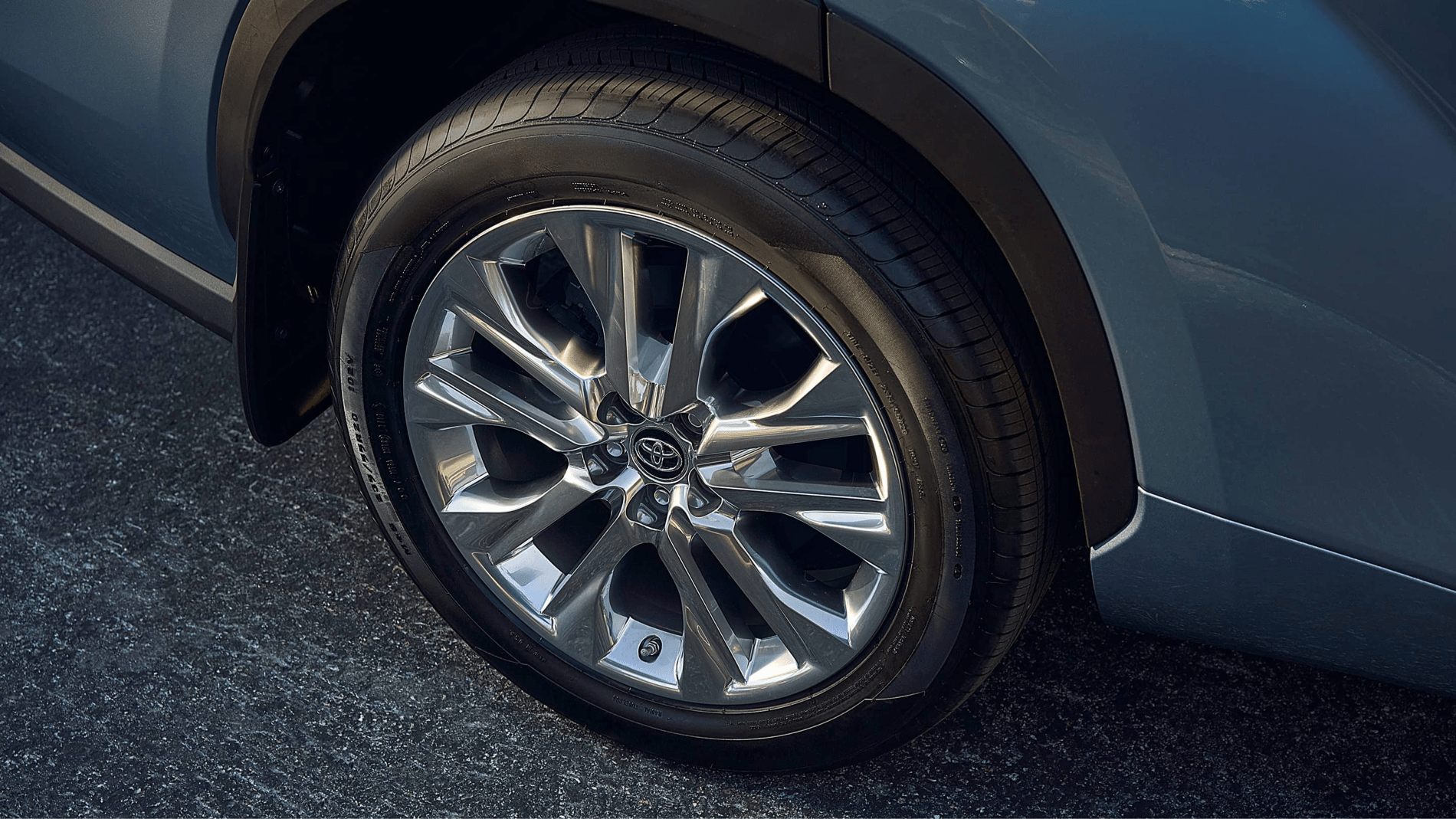 2020 Highlander wheel rim
