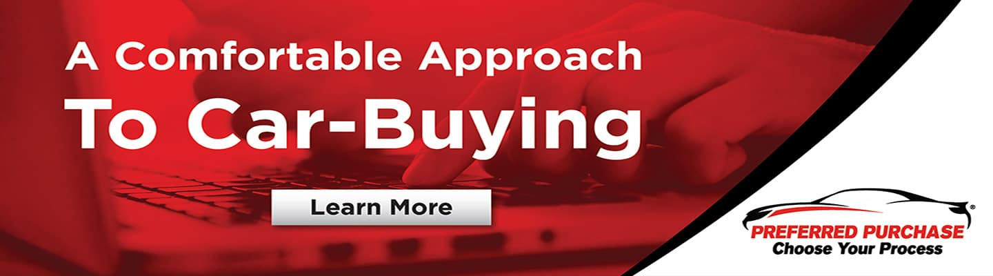 Penske Auto Group - comfortable car buying banner