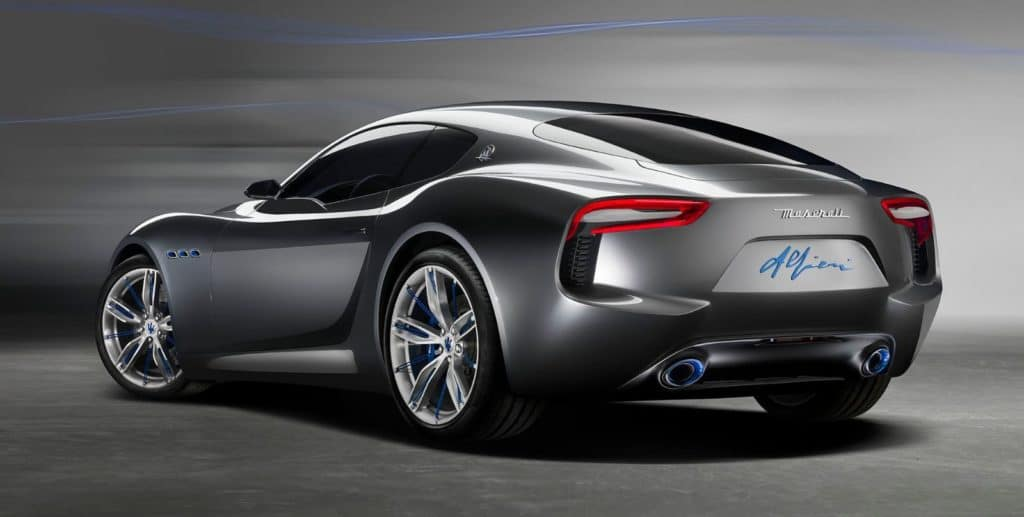 Wednesday, 4th March 2015 U2013 Last Night, The Maserati Alfieri Concept Was  Announced As U00272014 Concept Car Of The Yearu0027 At The Prestigious Car Design  Night In ...