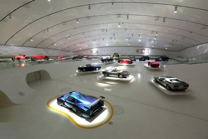 Centennial of Maserati