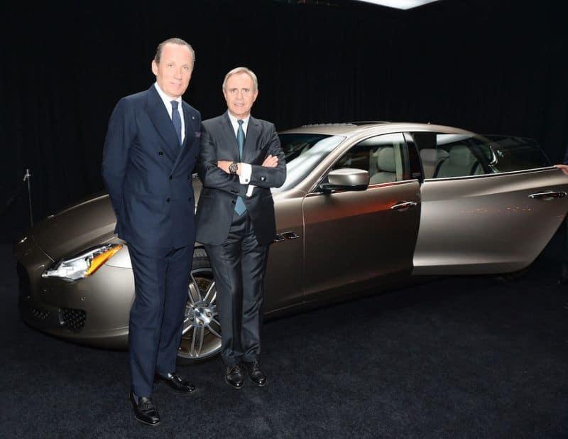 Maserati & Zegna