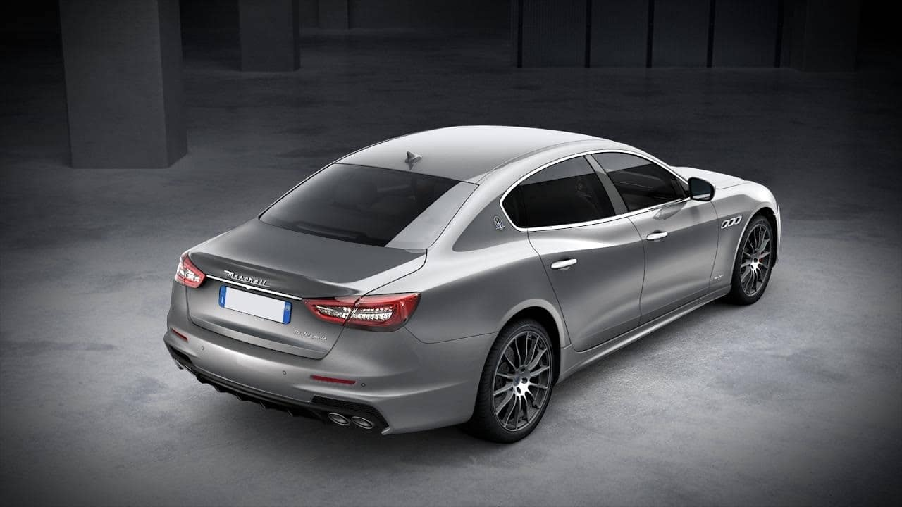 Quattroporte GranSport Rear