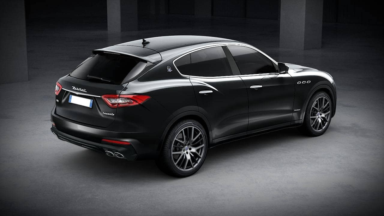 Levante GranSport Rear