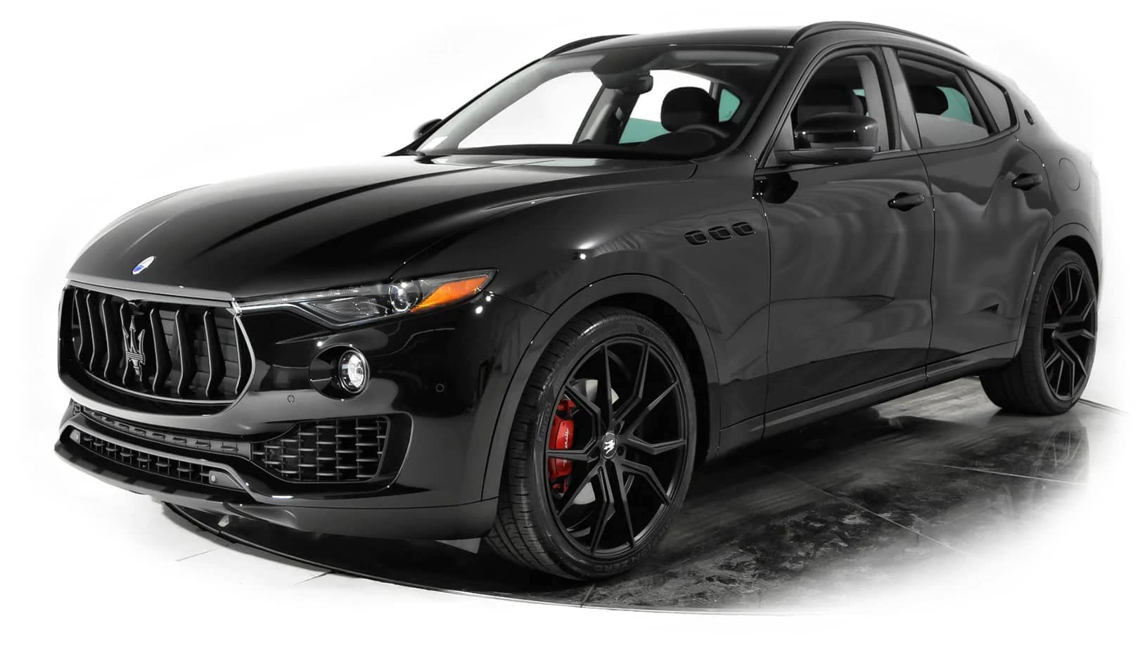 Maserati Back in Black