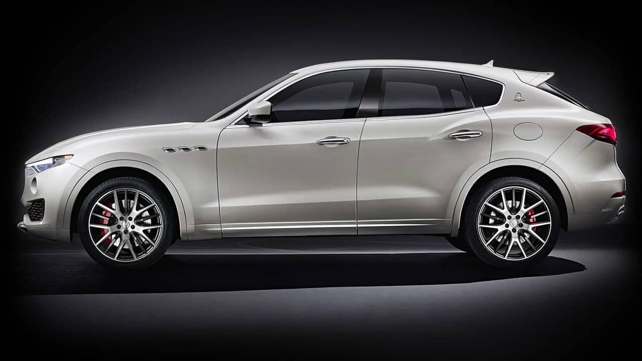 Maserati Vehicle
