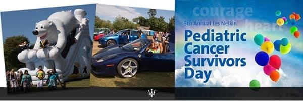 Les Nelkin Pediatric Cancer Survivors Day
