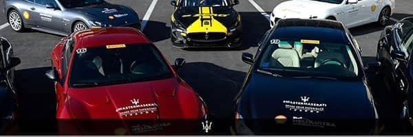 Maserati Driving Courses