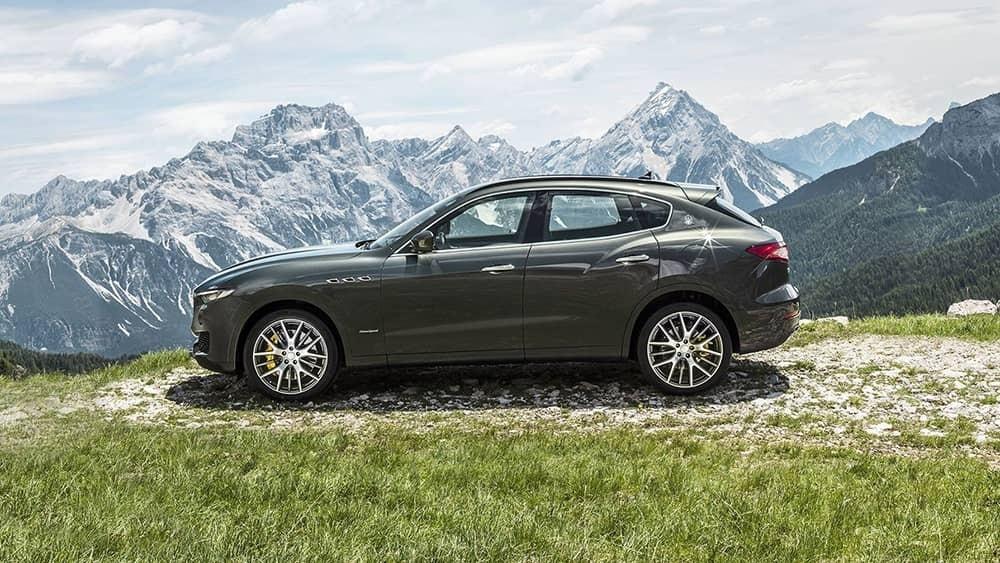 The Maserati Levante